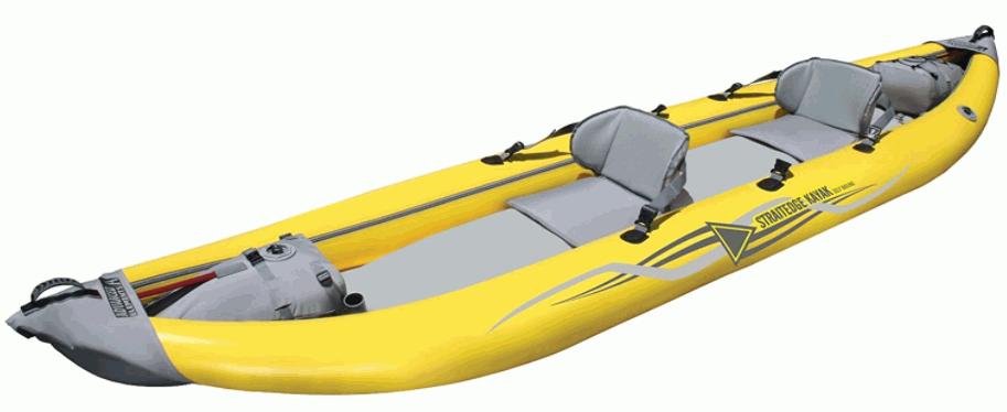 Straight Edge 2 Kayak