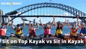 Sit on Top Kayak vs. Sit-In